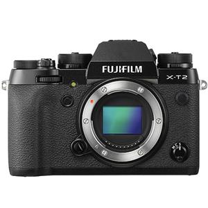 Fujifilm X-T2 Mirrorless Camera Body in Black