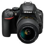 Nikon D5600 Digital SLR Camera with 18-55mm VR Lens